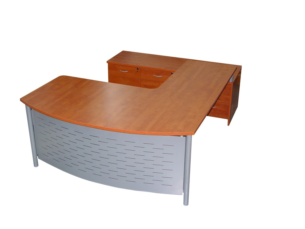 BIURKO B05 - zestaw biurko narożne